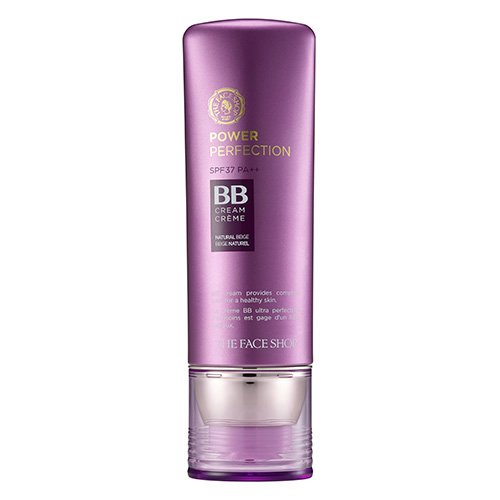 The Faceshop Power Perfection BB Cream SPF37, PA++V203, 40g