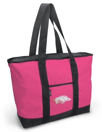 Cute Womens University of Arkansas Tote Bag Arkansas Razorbacks Totes for Women ()