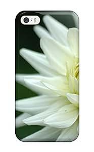 AERO Jose Aquino's Shop Hot Durable Defender Case For Iphone 5/5s Tpu Cover(white Flowers) 3842365K88687010