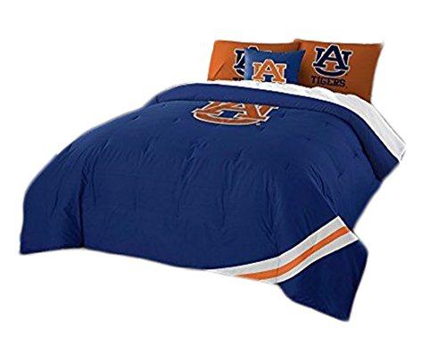 (Northwest The Company 7-Piece NCAA Auburn Tigers Comforter Set,)