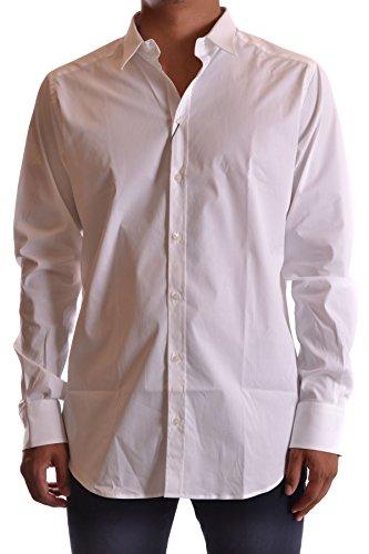 Dress Gabbana Shirt Dolce & Cotton (Dolce e Gabbana Men's Mcbi099122o White Cotton Shirt)
