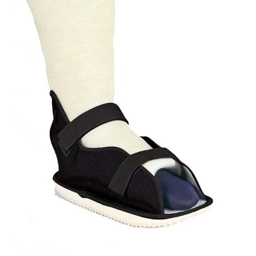 Procare 79-81114 Rocker Cast Boot, (Canvas Cast Boot)