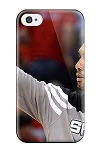 meilinF000Excellent Design San Antonio Spurs Basketball Nba (48) Phone Case For iphone 5/5s Premium Tpu CasemeilinF000