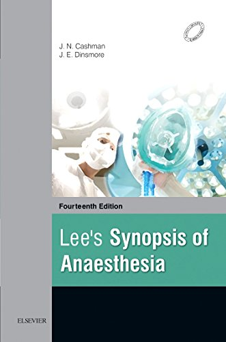 lee's synopsis of anaesthesia pdf download
