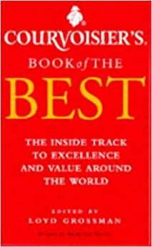 Book Courvoisier's Book of the Best (1996) by Sue Carpenter (1996-10-31)