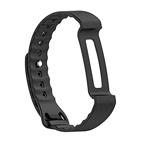 Amazon.com: Soft Silicone Wrist Strap Smart Bracelet Band ...