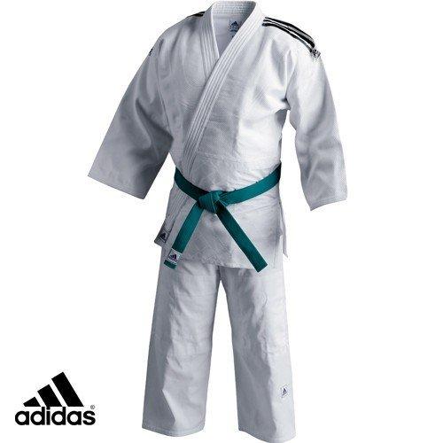 adidas JUDO WHITE BEGINNER'S GI - 00 ()
