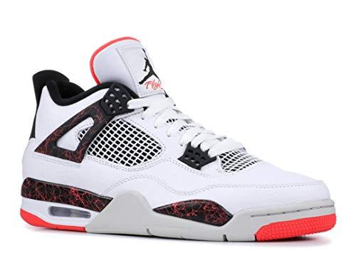 Nike Air Jordan 4 Retro Mens Hi Top Basketball Trainers 308497 Sneakers Shoes