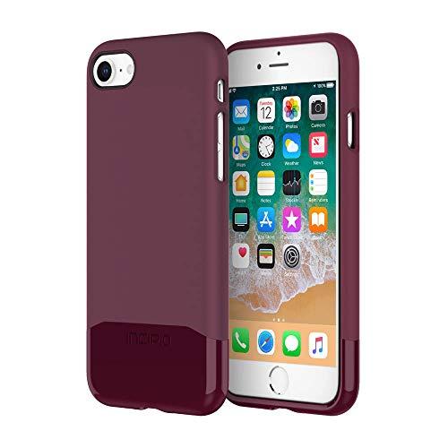 Chrome Edge - Incipio Apple iPhone 7/8 Edge Chrome Case - Plum