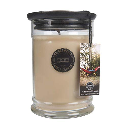 Retreat Soy Candle - Bridgewater Candle Soy Blend 18.5 Oz. Jar - Afternoon Retreat