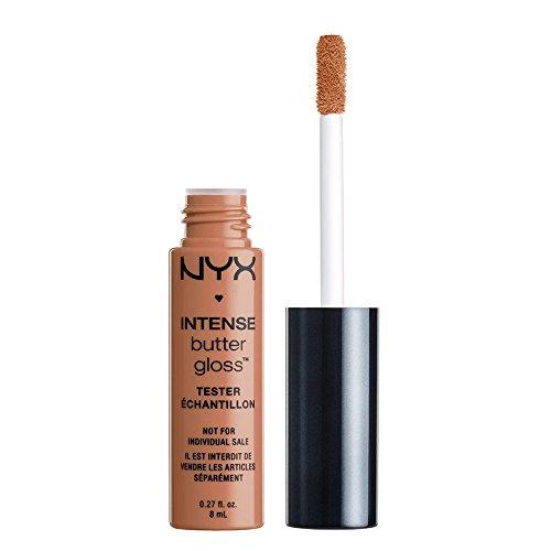 (NYX PROFESSIONAL MAKEUP Intense Butter Gloss, Peanut Brittle, 0.27 Fluid Ounce)