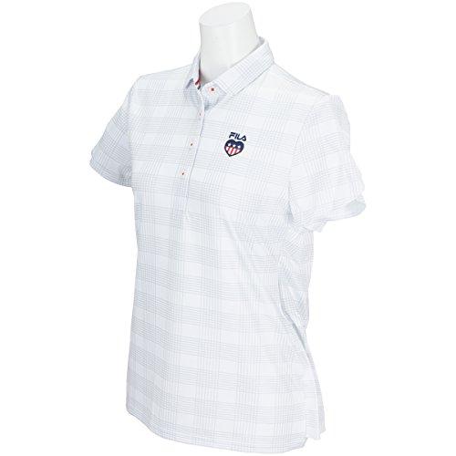 フィラ FILA 半袖シャツ?ポロシャツ 半袖ポロシャツ レディス