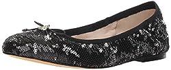 Felicia Ballet Flat Sequin Shoe