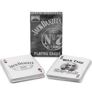 Bicycle-Jack-Daniels-Playing-Cards-Drinking-Games-Cards-Party-Supplies-Set-of-2-Decks