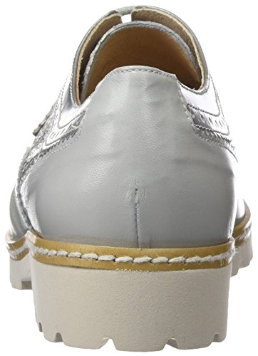 Gadea 40659, Scarpe Oxford Donna Multicolore (Sweet Grey / Atenea Grey)