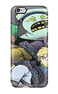 6 Plus Scratch-proof Protection Case Cover For Iphone/ Hot Ghostbusters Movie People Movie Phone Case