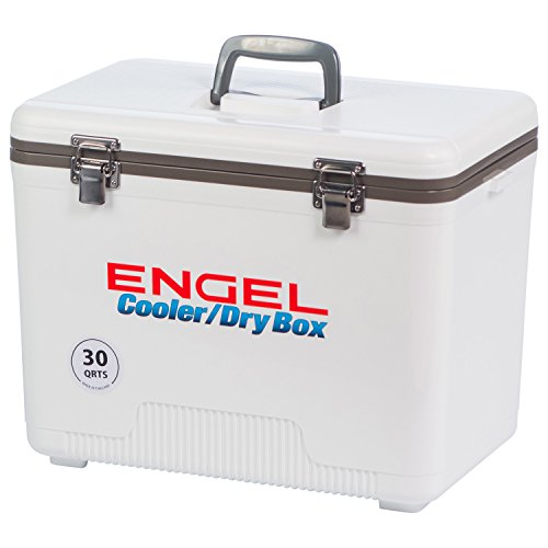 Engel COOLERS 30 QUART COOLER/DRY BOX - (Ice Dry Ice)