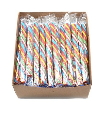 Old Fashioned Bubble Gum Candy Sticks - 80 / - Sticks Flavor Candy