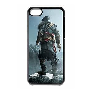 iPhone 5c Phone Case Black Bear as a gift H6980613