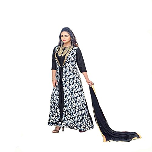 Bollywood Western Wear Gown Ethnic Designer Muslim Women Hijab Indian Anarkali Salwar Kameez suit 8777
