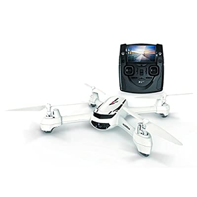 Hubsan X4 H502S 720P FPV Drone with HD Camera Live Video GPS RC HD Headless Quadcopter RTF by Hubsan