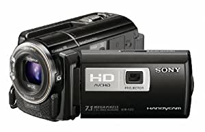 Sony HDR-PJ50V High Definition Handycam Camcorder with Built-in Projector (Black)