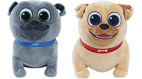 Disney Puppy Dog Pals Plush Gift Set - Bingo and Rolly (Styles May Vary) (Toys R Us Stuffed Dog)