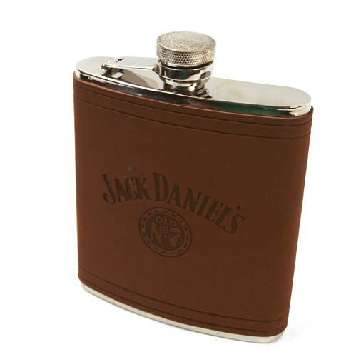 Jack-Daniels-Western-Leather-6Oz-Hip-Flaskjack-Daniels-Western-Leather-6Oz-Hip-Flask
