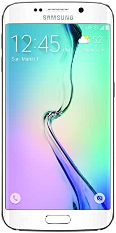 Samsung Galaxy S6 Edge, White Pearl 64GB (Sprint)