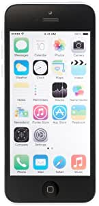Apple iPhone 5c Unlocked Cellphone, 16GB, White