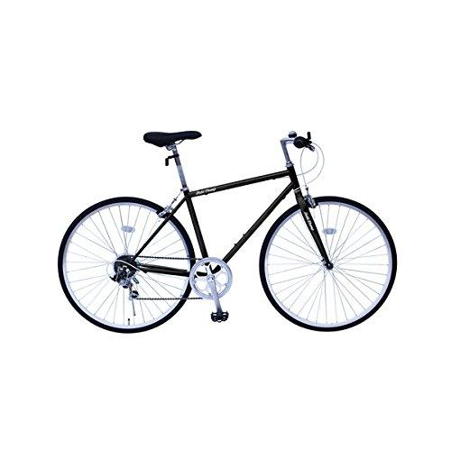FIELD CHAMP CROSSBIKE700C6SF MG-FCP700CF-BK【代引不可】 スポーツ レジャー 自転車(スポーツバイク) クロスバイク top1-ds-1998718-ak [簡易パッケージ品]   B07BL2ZX3W