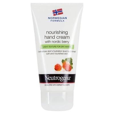 Neutrogena Fórmula Noruega Crema Nutritiva Mano con Nordic Berry - 75 ml