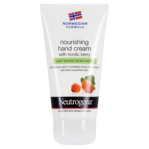 Neutrogena Norwegian Formula Nourishing Hand Cream With Nordic Berry (75ml)