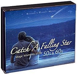 Catch a Falling Star: Magic Moments of the 50s & 60s 4 Cd Set! Reader's Digest Music Catch A Falling Star Music