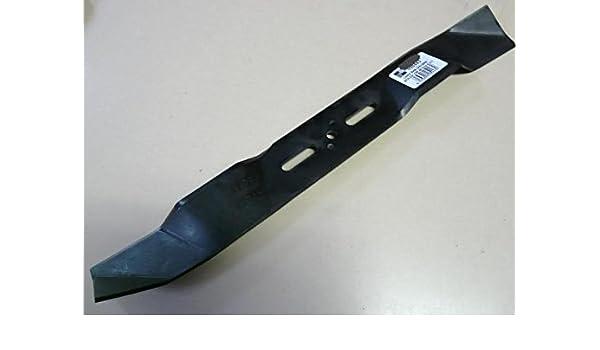 Hoja universal rastrojos para cortacésped de cm 51: Amazon.es: Jardín