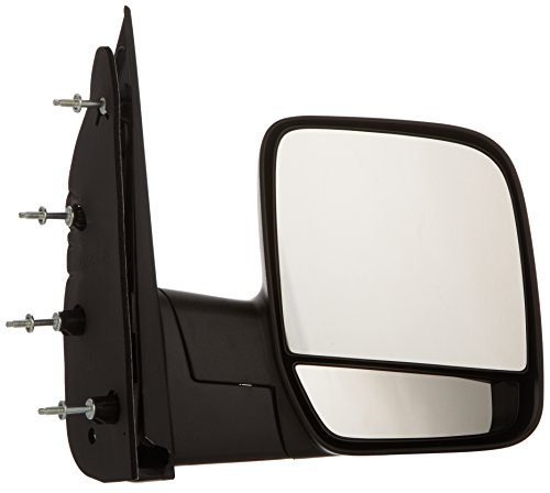 (OE Replacement Ford Econoline Van Passenger Side Mirror Outside Rear View (Partslink Number)