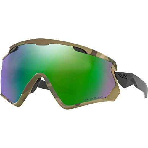 Oakley Wind jacket 2.0 Snow Goggles, Army/Camo, - For Military Oakleys