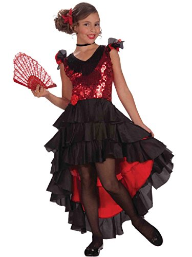 (Forum Novelties Spanish Dancer Costume,)