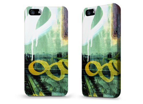 "Hülle / Case / Cover für iPhone 5 und 5s - ""Bees Urbanalley"" von Brent Williams"