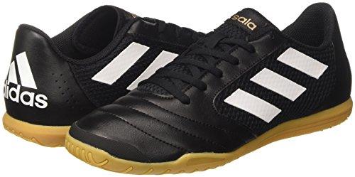 adidas Ace 17.4 Sala, Botas de Fútbol Para Hombre Negro (C Black/ Ftw White/ Copper)
