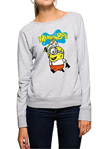 Mini Bob Sweater Girls Gris Certified Freak