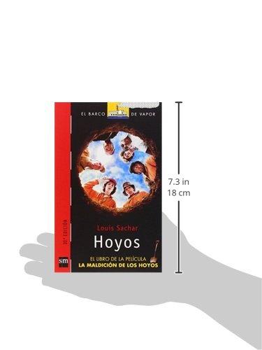 Hoyos (Barco de Vapor Roja): Amazon.es: Louis Sachar, Elena Abós Álvarez-Buiza: Libros