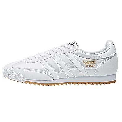 the best attitude 90f6b d0b83 adidas Dragon OG BB1268 Sneaker Blanc Chaussures Homme Baskets Pointure  EU  44 UK 9.5
