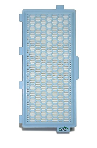 Miele Canister Hepa Filter SF AH50 Made For S4, S5, S6, S8 Series Canisters. Made By ZVac