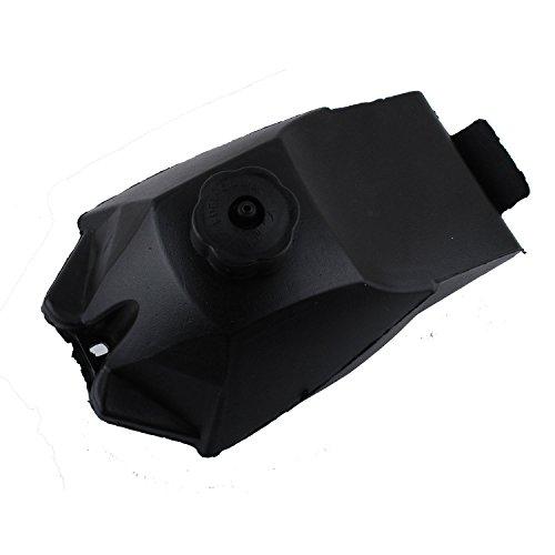 Podoy 49cc Mini Gas Tank for 2 stroke 47cc Atv Quad Pocket Bike Gas Fuel Tank (Tank Bike Mini Gas)