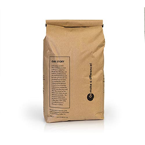 Fair Trade Organic Peruvian Ground 5 lb. Fresh Roasted Specialty Coffee