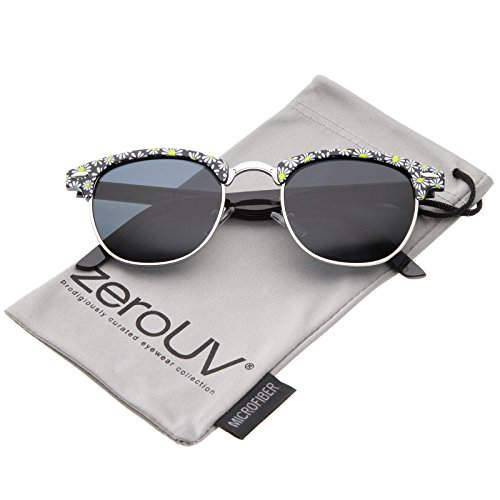 zerouv-retro-transparent-daisy-floral-print-half-frame-horn-rimmed-sunglasses-50mm-black-floral-smok