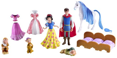 Mattel Disney Princess Favorite Moments Snow White Deluxe Gift Set - Snow White Deluxe Outfit