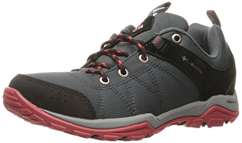 Columbia VENTURE TEXTILE Gris Red Chaussures Sunset Casual Femme FIRE Graphite IU7xrI4q