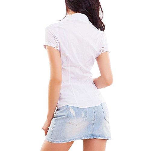 Toocool - Camisas - para mujer Bianco